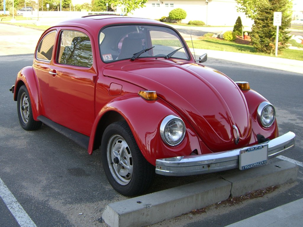My 1974 VW Beetle